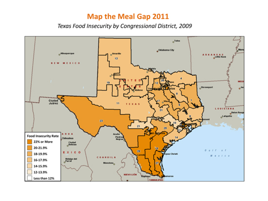 food map for texas choice image